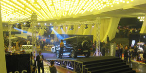 Evento Mercedes Yerevan - Armenia